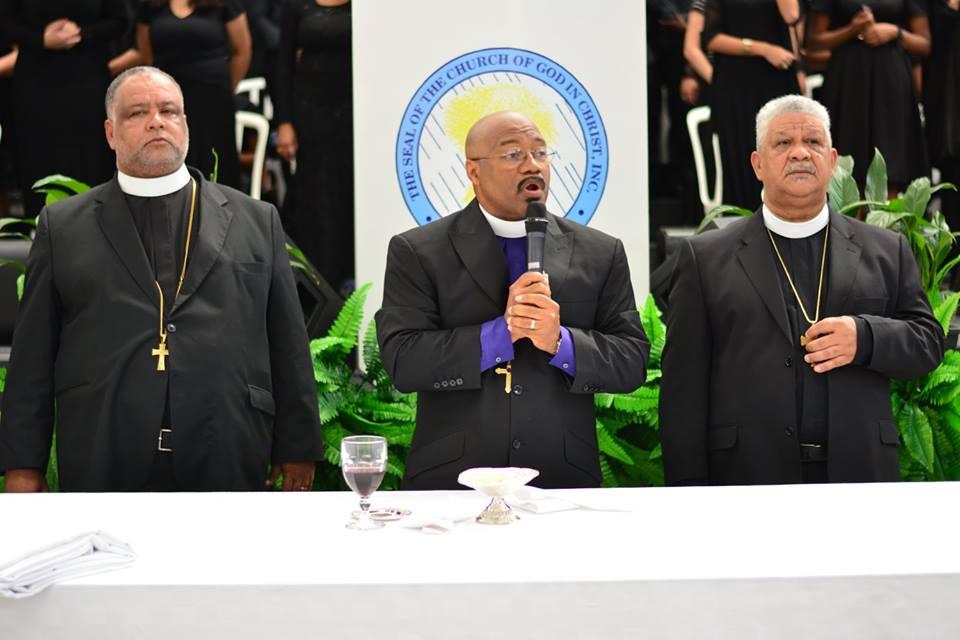 CONFERENCIA DE EVANGELISMO 2017 COGIC BRASIL