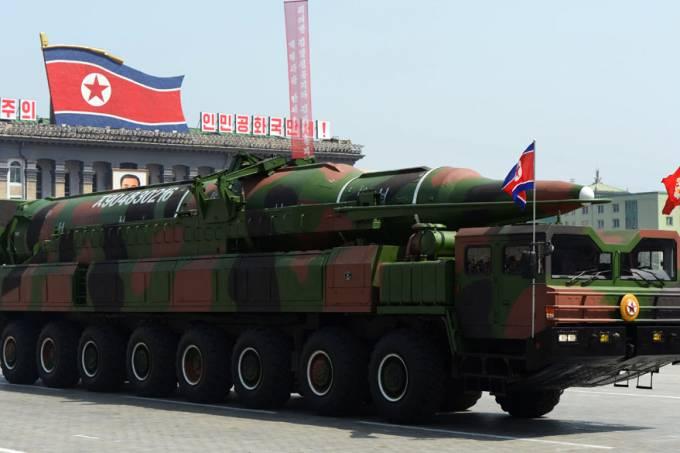 EUA pune chineses por ajuda a programa nuclear da Coreia do Norte