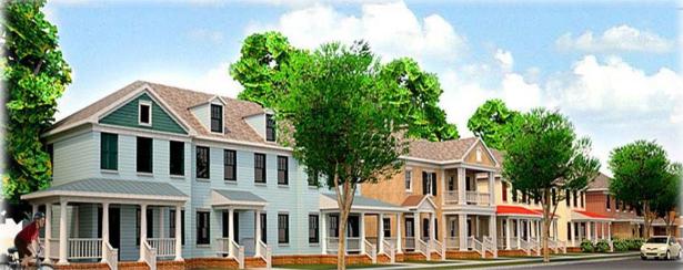 A Igreja de Deus em Cristo cria projeto de casa a preços acessíveis  na cidade de  Memphis