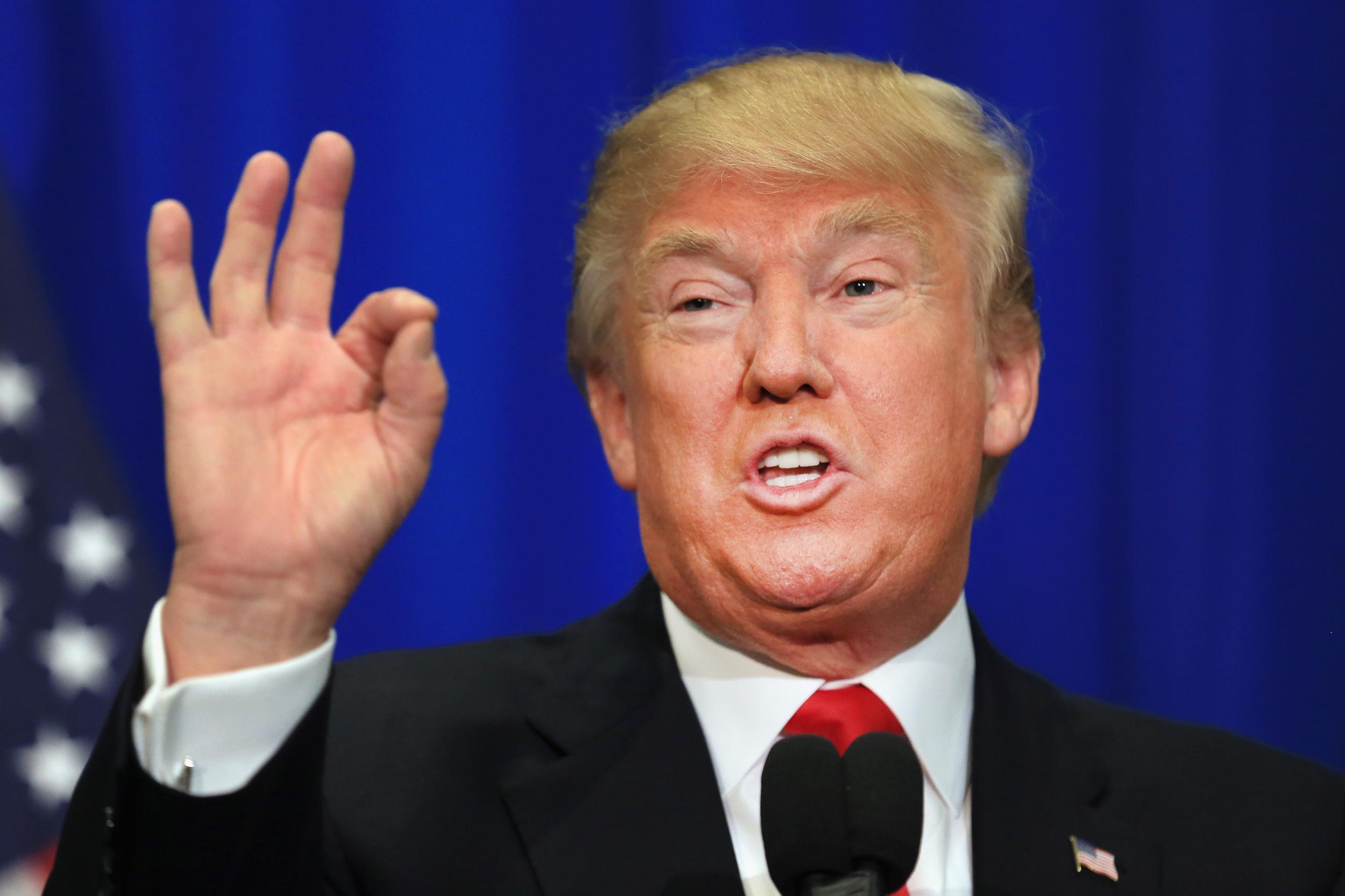 Donald Trump quer devolver poder à igreja
