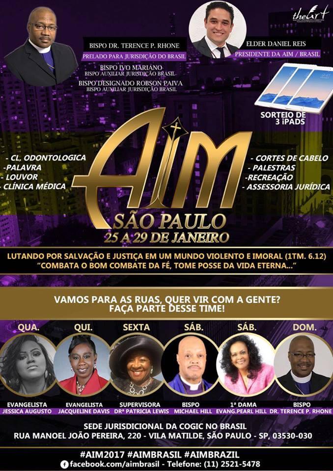 AIM BRASIL 2017