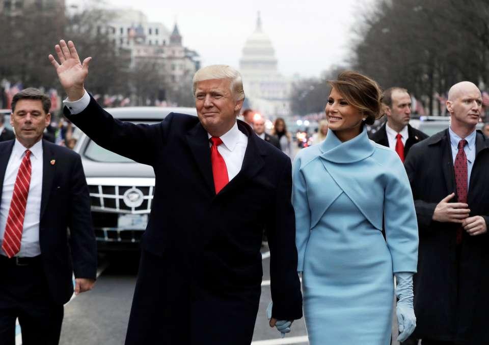 Donald Trump se torna o 45º presidente dos Estados Unidos