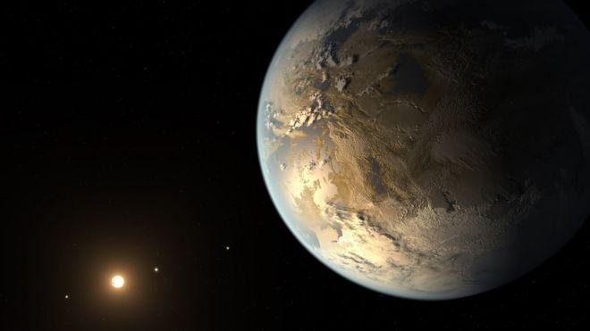 Explorando a Criação: a NASA encontra 10 novos planetas parecidos com a Terra que poderiam levar a vida
