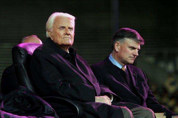 Billy Graham, 99 Uma perda, um legado um exemplo de vida