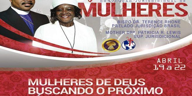 20º CONVENÇÃO JURISDICIONAL DE MULHERES