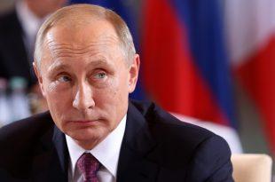 Por que os protestantes russos votaram no presidente Putin