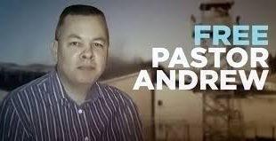 pastor Andrew Brunson,