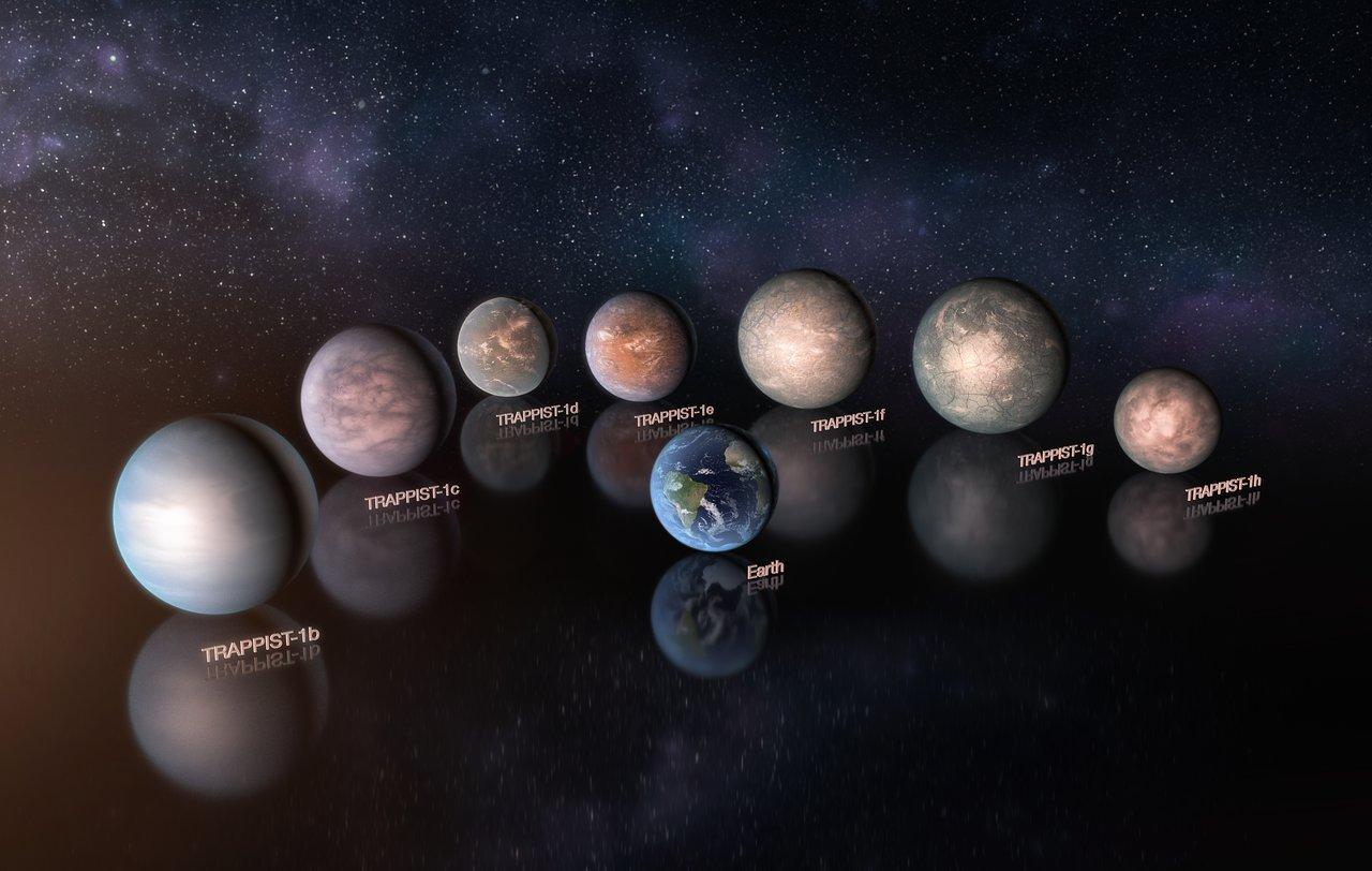 Vida alienígena improvável no sistema TRAPPIST-1 afirma o astrofísico cristão Hugh Ross