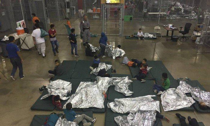 Comunicado de imprensa: Declaração sobre a política dos Estados Unidos de separação de famílias imigrantes