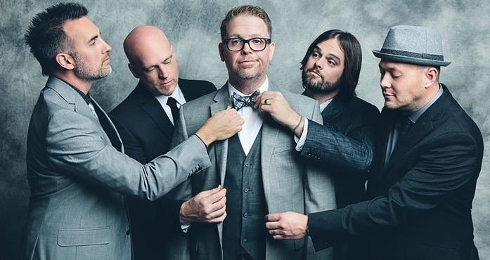 MercyMe melhor banda cristã de 2018 segundo Billboard Music Awards