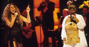 A-Mariah Carey e Aretha Franklin