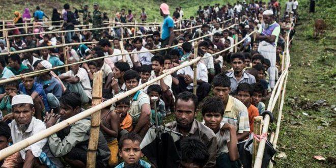 A-cristãos na birmania