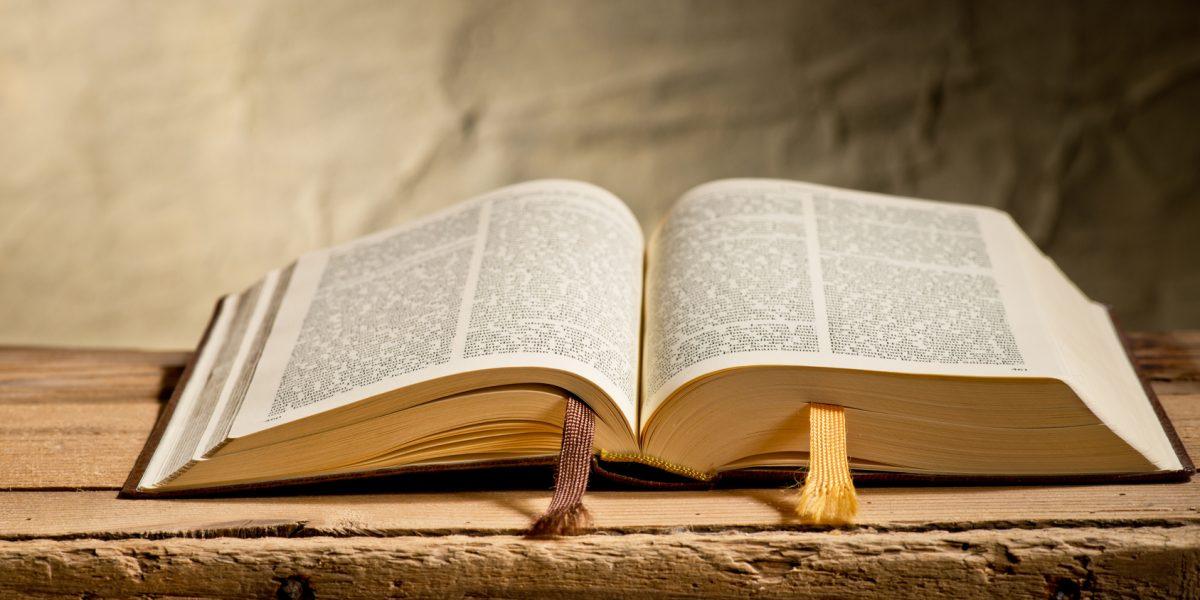Principais versos da Bíblia sobre a homossexualidade