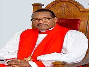 Aniversário do Apóstolo Chefe para a Cogic Internacional, Bispo Charles E. Blake. Somos