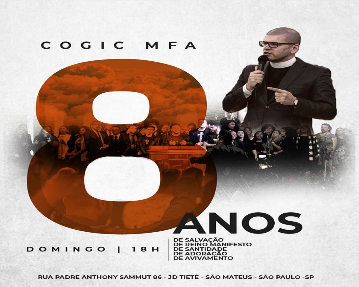 COGIC MFA COMPLETA 8 ANOS