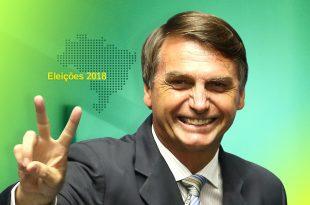 Jair Bolsonaro é eleito presidente do Brasil
