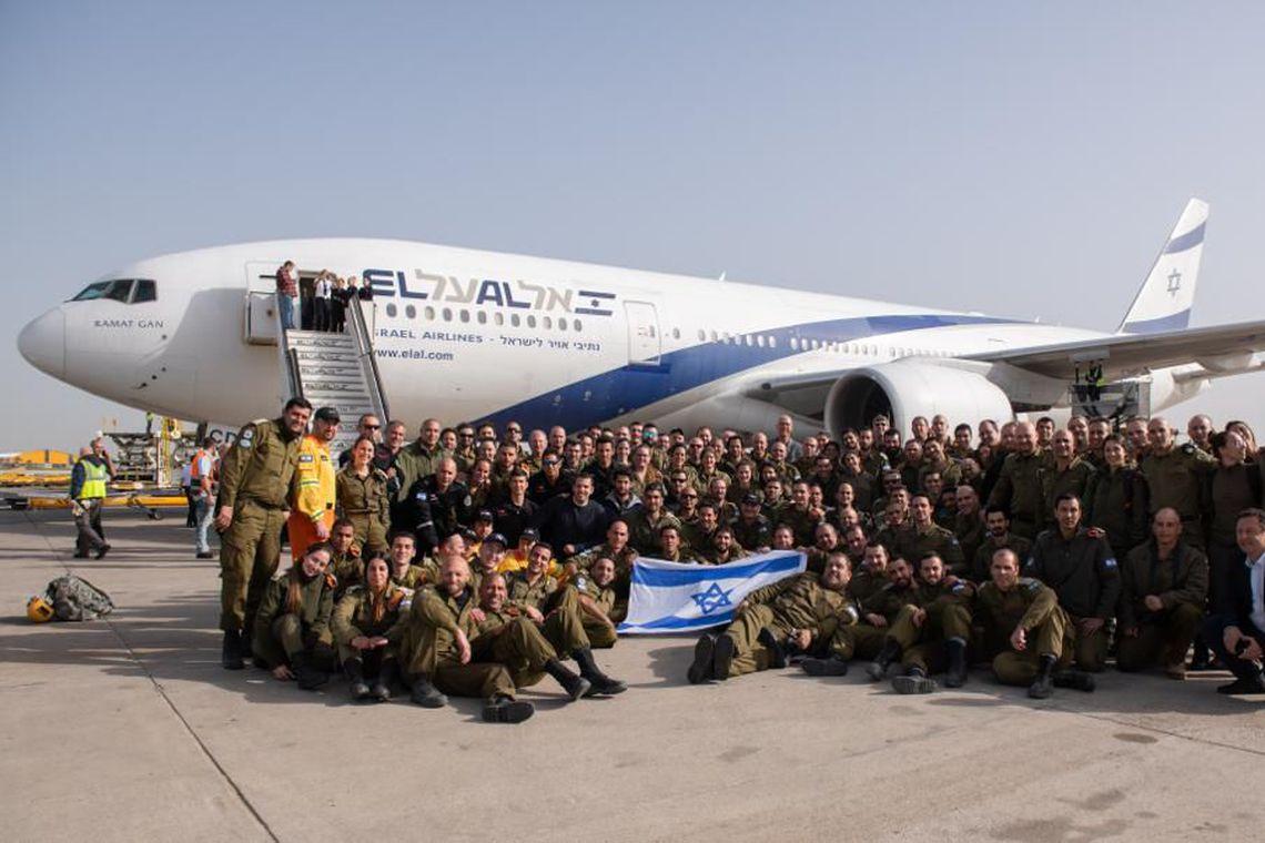 Israel reforça equipes de busca em Brumadinho